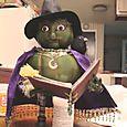 128-2006 Witch in progress